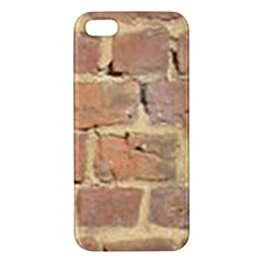 Brick Wall Apple Iphone 5 Premium Hardshell Case