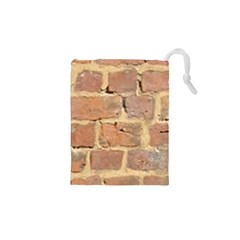Brick Wall Drawstring Pouches (xs)