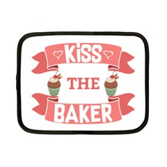 Kiss The Baker Netbook Case (small)