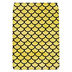 Scales1 Black Marble & Yellow Watercolor Flap Covers (s)