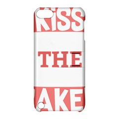 Kiss The Baker Apple Ipod Touch 5 Hardshell Case With Stand