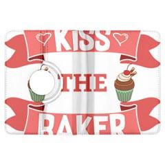 Kiss The Baker Kindle Fire Hdx Flip 360 Case