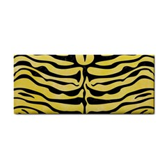 Skin2 Black Marble & Yellow Watercolor Cosmetic Storage Cases