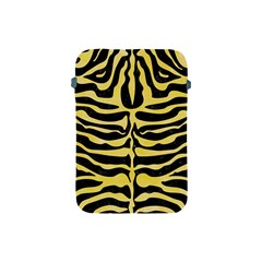 Skin2 Black Marble & Yellow Watercolor (r) Apple Ipad Mini Protective Soft Cases