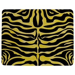 Skin2 Black Marble & Yellow Watercolor (r) Jigsaw Puzzle Photo Stand (rectangular)