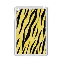 Skin3 Black Marble & Yellow Watercolor Ipad Mini 2 Enamel Coated Cases