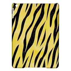 Skin3 Black Marble & Yellow Watercolor Ipad Air Hardshell Cases