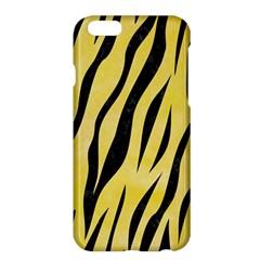 Skin3 Black Marble & Yellow Watercolor Apple Iphone 6 Plus/6s Plus Hardshell Case