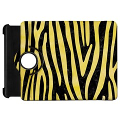 Skin4 Black Marble & Yellow Watercolor Kindle Fire Hd 7