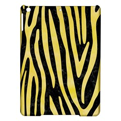 Skin4 Black Marble & Yellow Watercolor Ipad Air Hardshell Cases