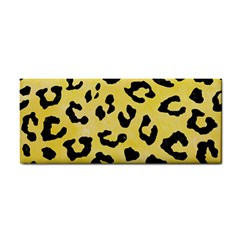 Skin5 Black Marble & Yellow Watercolor (r) Cosmetic Storage Cases