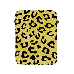 Skin5 Black Marble & Yellow Watercolor (r) Apple Ipad 2/3/4 Protective Soft Cases