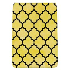 Tile1 Black Marble & Yellow Watercolor Flap Covers (s)