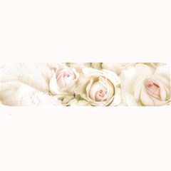 Pastel Roses Antique Vintage Large Bar Mats