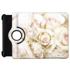 Pastel Roses Antique Vintage Kindle Fire Hd 7
