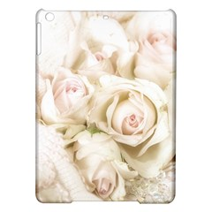 Pastel Roses Antique Vintage Ipad Air Hardshell Cases
