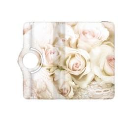 Pastel Roses Antique Vintage Kindle Fire Hdx 8 9  Flip 360 Case
