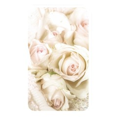 Pastel Roses Antique Vintage Memory Card Reader