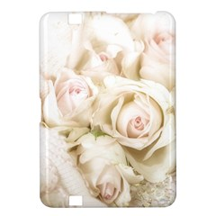 Pastel Roses Antique Vintage Kindle Fire Hd 8 9