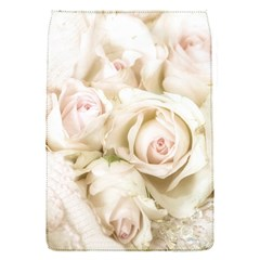 Pastel Roses Antique Vintage Flap Covers (s)