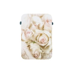 Pastel Roses Antique Vintage Apple Ipad Mini Protective Soft Cases