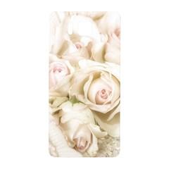 Pastel Roses Antique Vintage Samsung Galaxy Alpha Hardshell Back Case