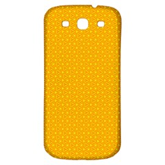 Texture Background Pattern Samsung Galaxy S3 S Iii Classic Hardshell Back Case