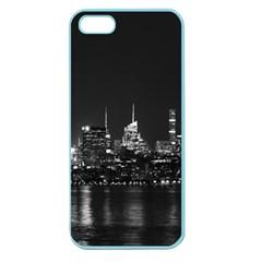 New York Skyline Apple Seamless Iphone 5 Case (color)
