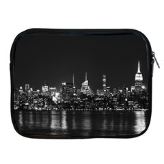 New York Skyline Apple Ipad 2/3/4 Zipper Cases