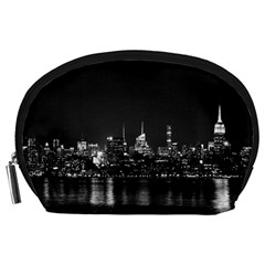 New York Skyline Accessory Pouches (large)