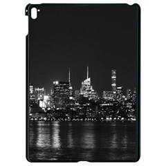 New York Skyline Apple Ipad Pro 9 7   Black Seamless Case