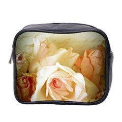 Roses Vintage Playful Romantic Mini Toiletries Bag 2 Side