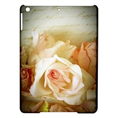Roses Vintage Playful Romantic Ipad Air Hardshell Cases
