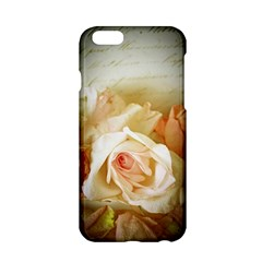 Roses Vintage Playful Romantic Apple Iphone 6/6s Hardshell Case