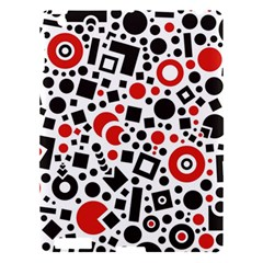 Square Objects Future Modern Apple Ipad 3/4 Hardshell Case
