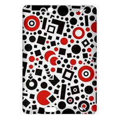 Square Objects Future Modern Amazon Kindle Fire Hd (2013) Hardshell Case