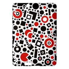 Square Objects Future Modern Kindle Fire Hdx Hardshell Case