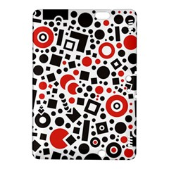 Square Objects Future Modern Kindle Fire Hdx 8 9  Hardshell Case