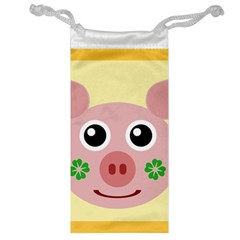 Luck Lucky Pig Pig Lucky Charm Jewelry Bag