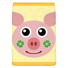 Luck Lucky Pig Pig Lucky Charm Flap Covers (l)