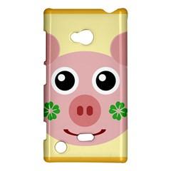 Luck Lucky Pig Pig Lucky Charm Nokia Lumia 720
