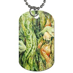 Chung Chao Yi Automatic Drawing Dog Tag (one Side)