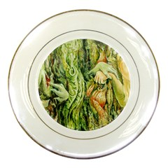 Chung Chao Yi Automatic Drawing Porcelain Plates