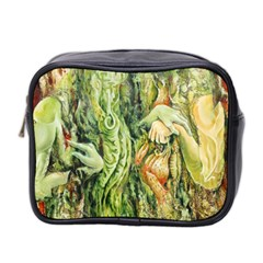 Chung Chao Yi Automatic Drawing Mini Toiletries Bag 2 Side