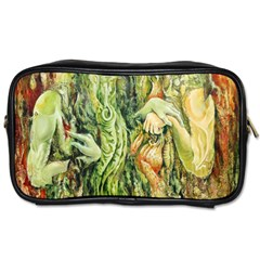 Chung Chao Yi Automatic Drawing Toiletries Bags 2 Side