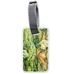 Chung Chao Yi Automatic Drawing Luggage Tags (two Sides)
