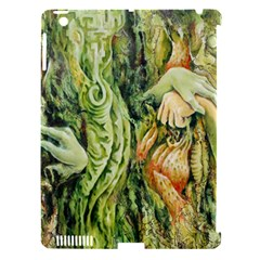 Chung Chao Yi Automatic Drawing Apple Ipad 3/4 Hardshell Case (compatible With Smart Cover)