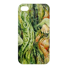 Chung Chao Yi Automatic Drawing Apple Iphone 4/4s Premium Hardshell Case