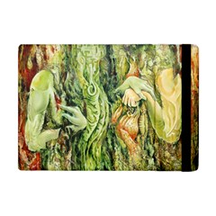 Chung Chao Yi Automatic Drawing Apple Ipad Mini Flip Case