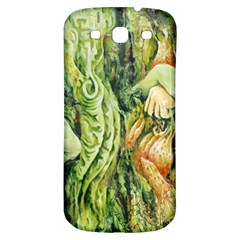 Chung Chao Yi Automatic Drawing Samsung Galaxy S3 S Iii Classic Hardshell Back Case